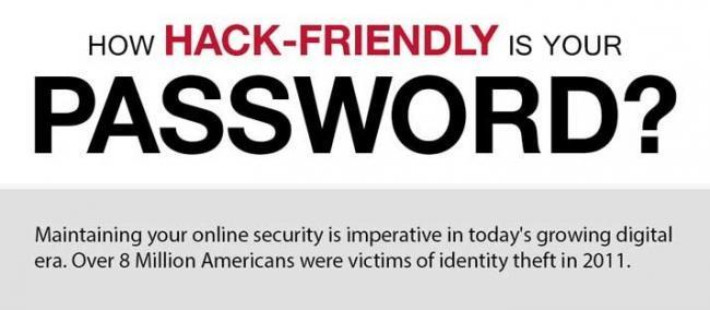 ¿Como es tu contraseña de fácil de hackear?
