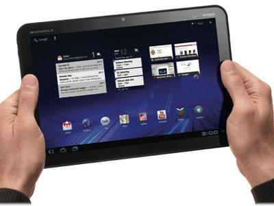 Motorola dará vida a un tablet de la familia Moto, su primer dispositivo de este tipo en años
