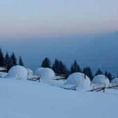 Foto 13 de 14 de la galería un-resort-de-iglus-en-suiza en Decoesfera