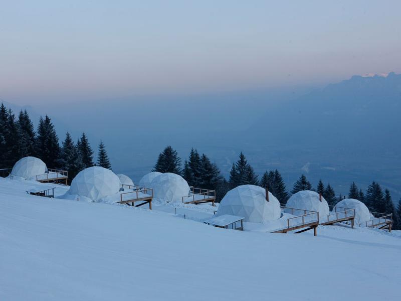 Foto de Un resort de iglús en Suiza (13/14)