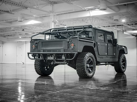 Hummer H1 By Mil Spec 9