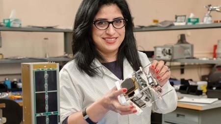 Ali Guarneros Luna, la ingeniera mexicana que tendrá la misión de llevar la realidad virtual al espacio