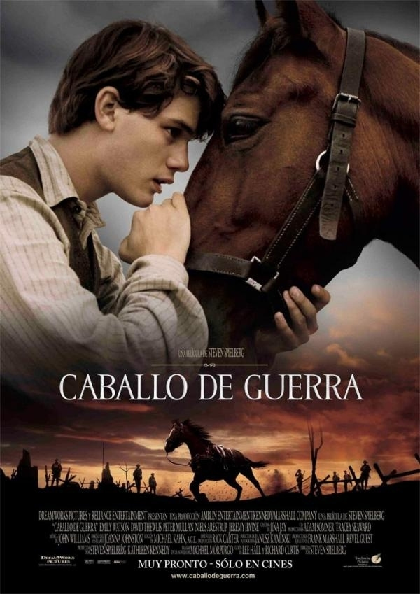 Foto de 'War Horse (Caballo de batalla)', carteles (2/4)