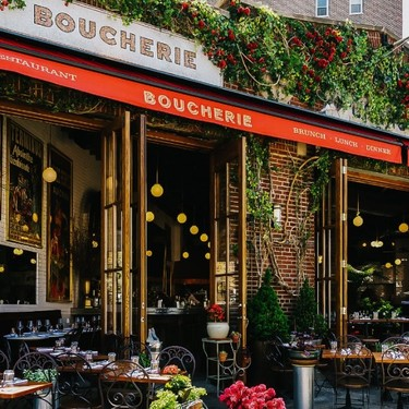 Diseño global en este restaurante de New York que recrea la Belle Epoque francesa