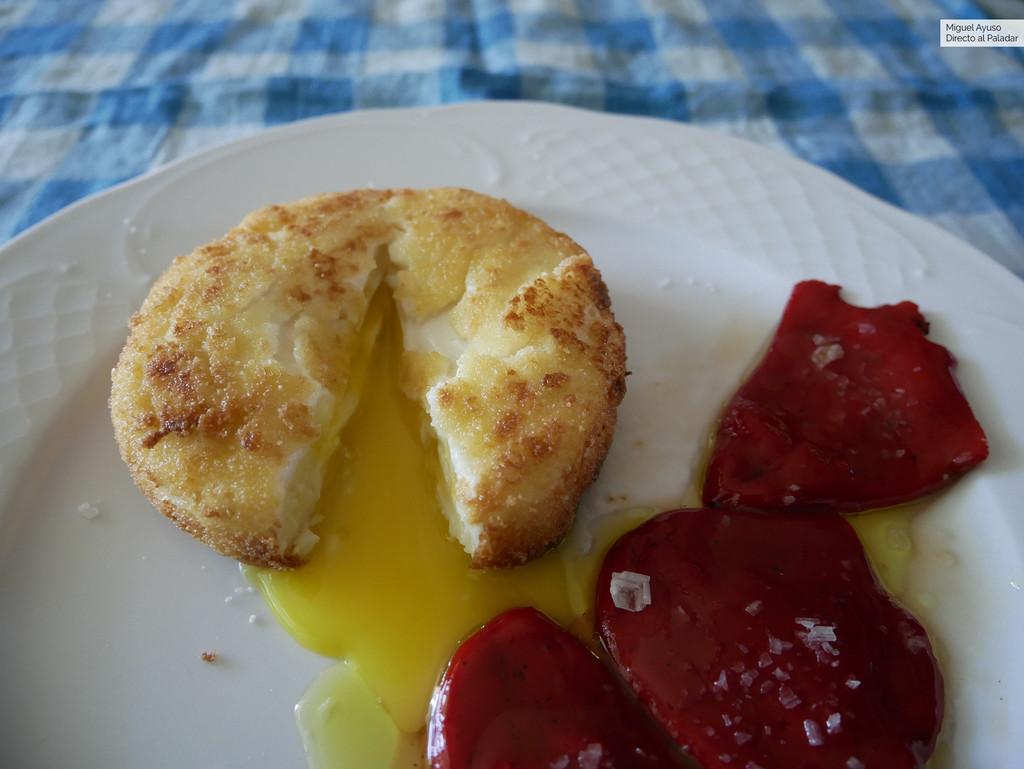 Huevos encapotados: receta del todopoderoso híbrido entre croqueta y huevo frito