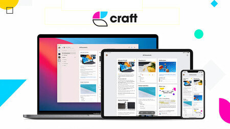 """Craft es la alternativa perfecta a Notion para macOS, iOS y iPadOS: diseño y experiencia que """"devuelve la alegría a la escritura"""""""