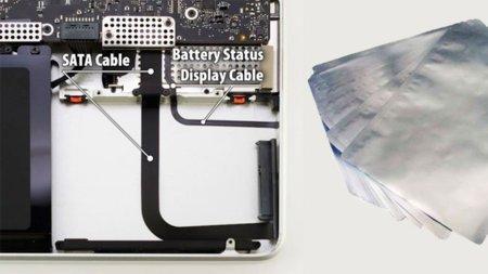Posible solución a los problemas con el conector SATA3.0 de los MacBook Pro del 2011