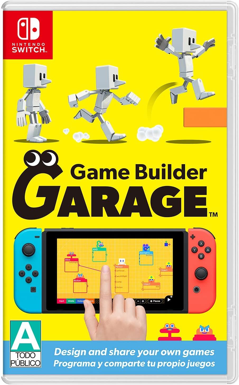 Preventa: Game Builder Garage para Nintendo Switch