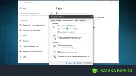 Cómo cambiar la velocidad del puntero de tu ratón en Windows 10 y macOS