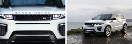 Range Rover Evoque 2016 7