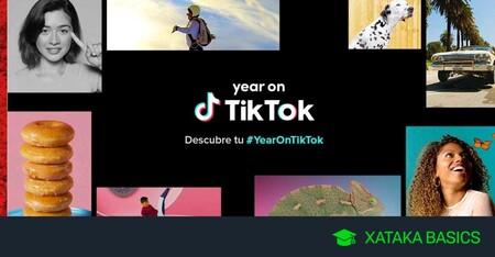 Cómo ver tu resumen de 2020 en TikTok con tus estadísticas anuales de #YearOnTikTok