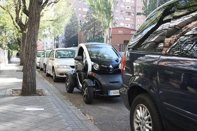 Una buena idea: utilizar Renault Twizy para tours guiados en coche