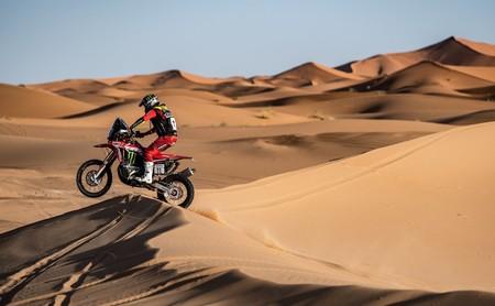 Joan Barreda Skywalker contra el imperio KTM en el Dakar 2020