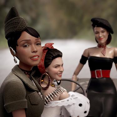 """""""Bienvenidos a Marwen"""": Las muñecas cuentan la historia de un hombre sin memoria en el drama de Robert Zemeckis"""