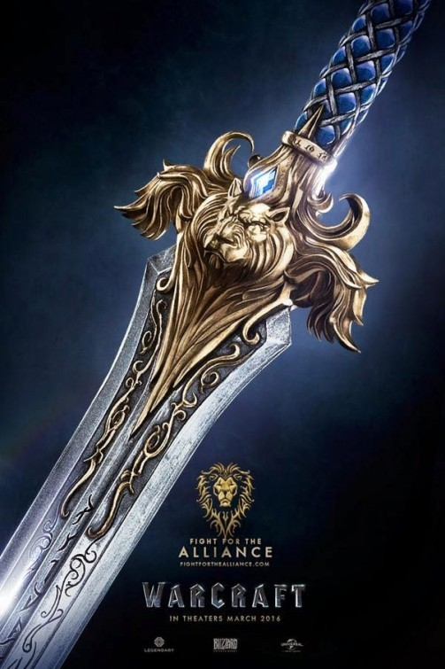 Foto de 'Warcraft: El origen', carteles de la película (1/17)