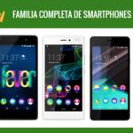 Así queda el catálogo de smartphones Wiko