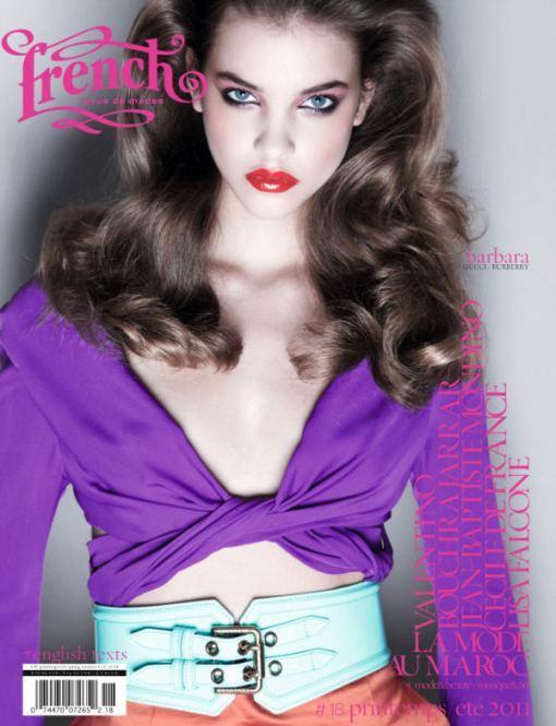14 portadas inspiradoras: la edición de French Revue Des Modes para primavera-verano
