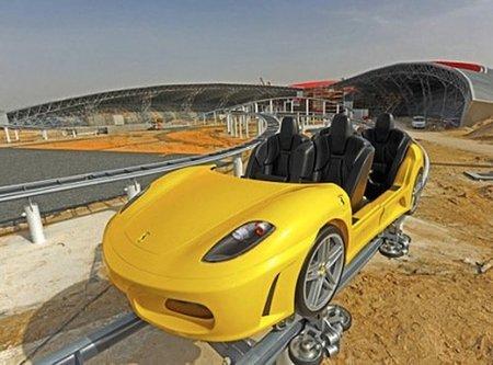 GT Racing Coaster