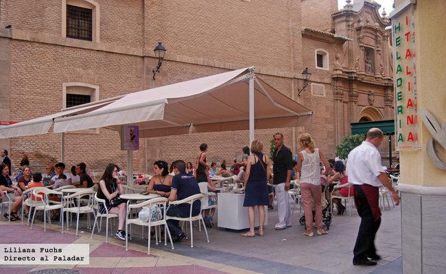 Heladería Chambi en Murcia