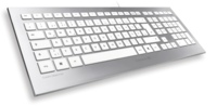 Strait Corded Keyboard de Cherry llega a España