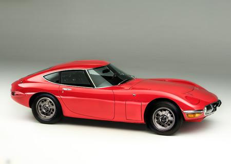 Toyota 2000GT de 1969