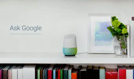 Google Home: el sencillo altavoz de Google que promete ser centro de control del hogar