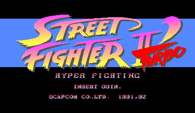 Street Fighter II' Turbo