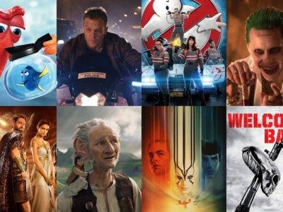 Encuesta de la semana | Las películas más esperadas del verano 2016