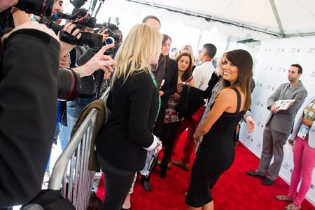 Eva Longoria en el Festival de Cine de Tribeca