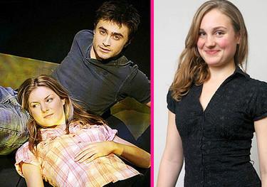 Laura O'Toole es la novia de Daniel Radcliffe