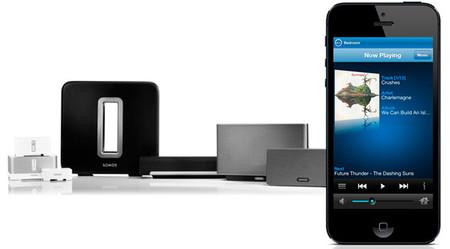 Sonos Controller para iOS se actualiza con soporte para Spotify