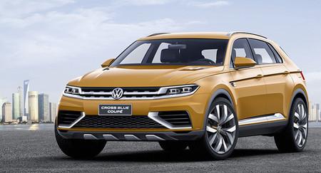 Volkswagen prepara otro SUV para Detroit