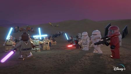Disney+ anuncia el estreno de 'The Lego Star Wars Holidays Special', la nueva entrega galáctica de Navidad