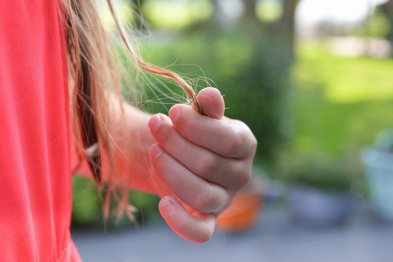 pérdida de cabello después de las soluciones de embarazones