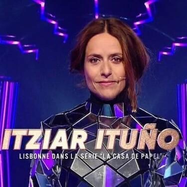 Itziar Ituño ('La Casa de Papel') sorprende como cantante enmascarada en la versión francesa de 'Mask Singer'