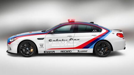 BMW M6 Gran Coupé MotoGP