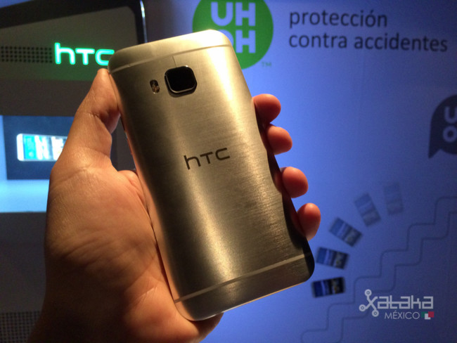 Htc One M9 Mexico 03
