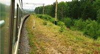 Sensaciones atravesando los Montes Urales en el Transiberiano