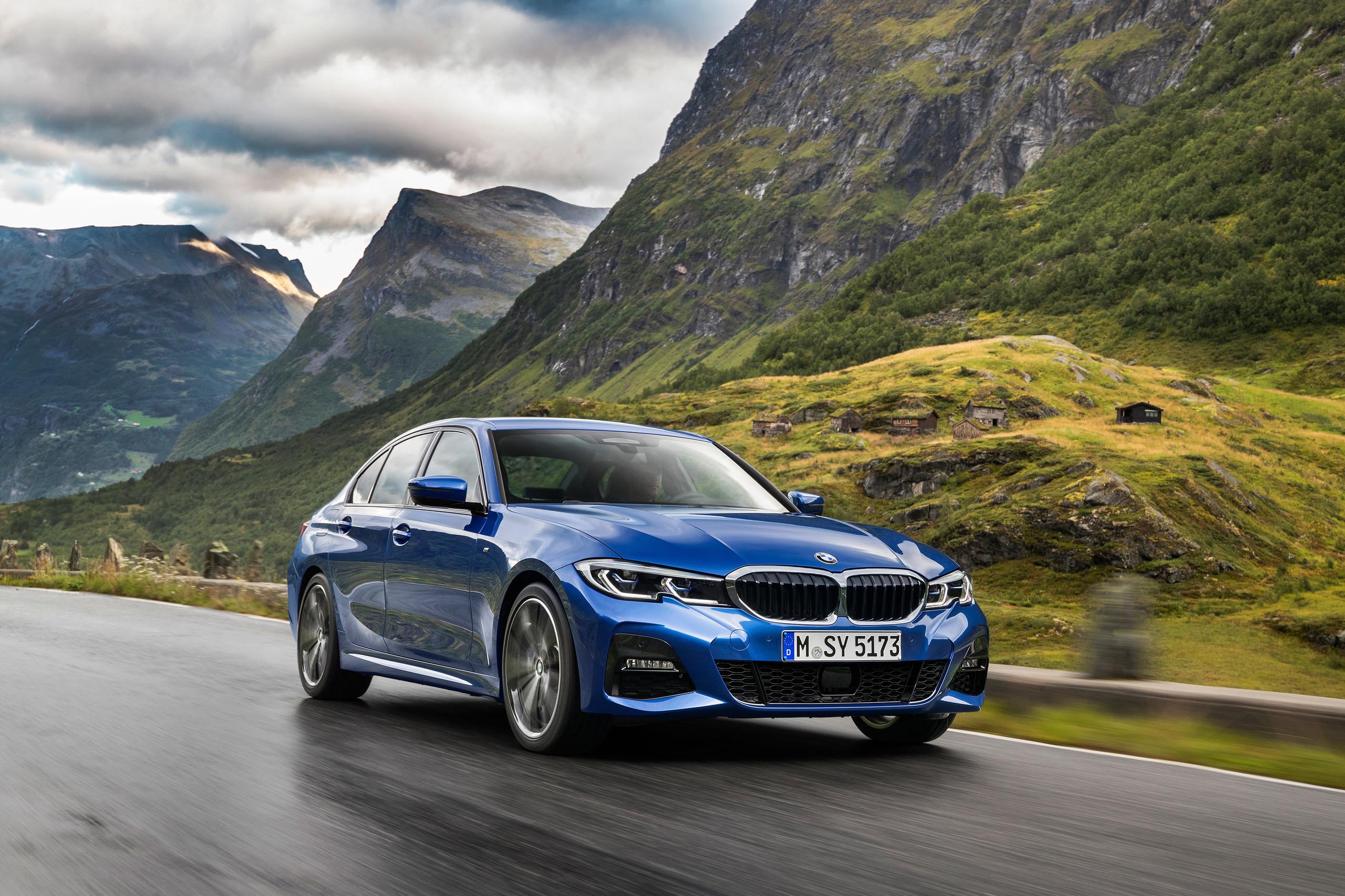 Foto de BMW Serie 3 sedán (5/13)