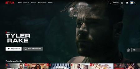 Netflix Portada Catalogo