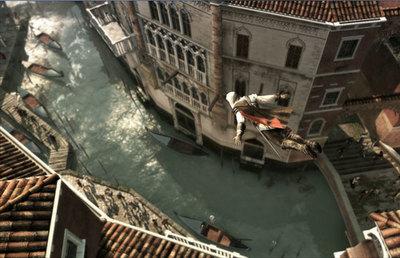 'Assassin's Creed II', nuevo vídeo in-game. Ezio lucha, nada, escala y hasta contrata criminales [TGS 2009]