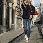 ¿Quieres vestir con estilo en pleno invierno y no sabes cómo? Inspírate en Olivia Palermo