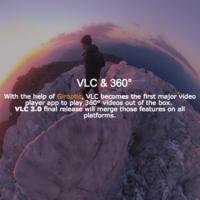 VLC 3.0 ya asoma la cabeza en macOS y nos enseña su reproducción de vídeo a 360 grados
