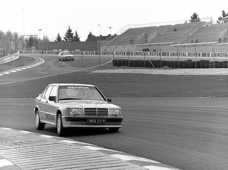 La carrera inaugural en Nürburgring