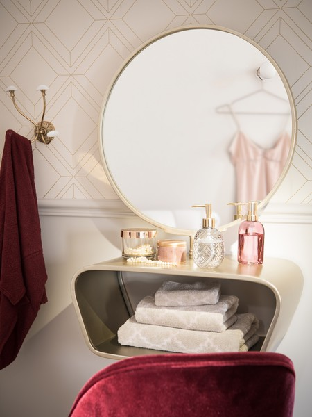 Maisons Du Monde Bano Ambiente So Blush