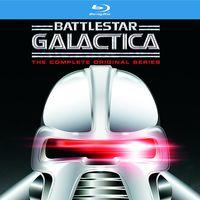 La serie completa Battlestar Galactica, en formato Blu-ray, por 21,85 euros y envío gratis