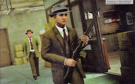 'L.A. Noire': primeras imágenes de juego real y mucha información