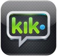 RIM retira Kik Messenger de la BlackBerry App World