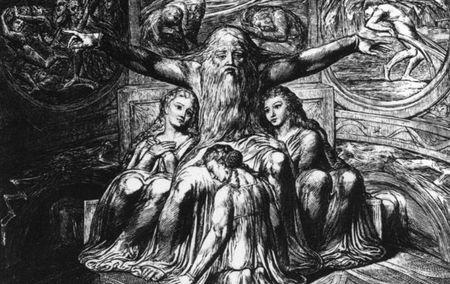 Descubren cientos de grabados desconocidos de William Blake en la Universidad de Manchester