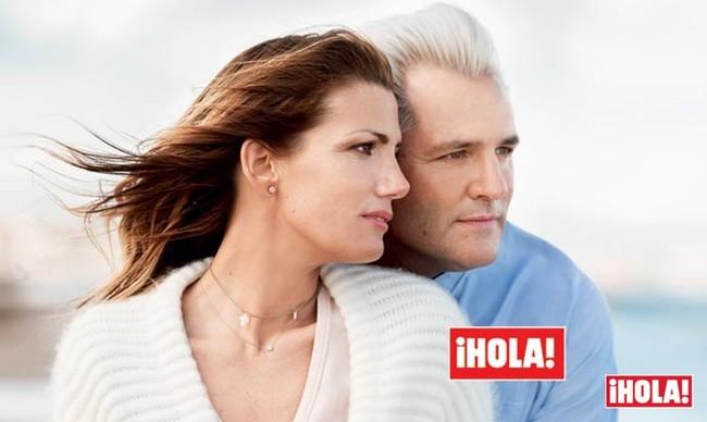 """""""Hay que luchar, no hay que venirse abajo"""": el esperanzador mensaje de Santi y Mayte Cañizares tras perder a su hijo de cinco años por un cáncer"""